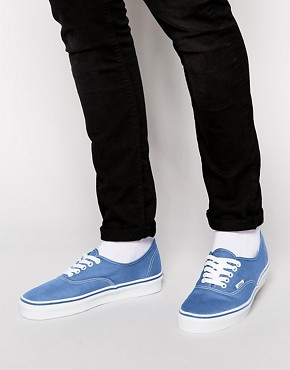 Image 1 of Vans Authentic Plimsolls