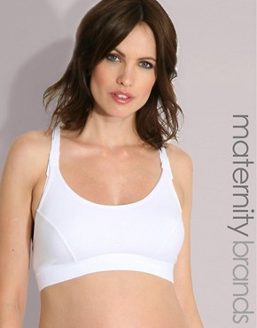 Image 1 ofEmma Jane Sleep Nursing Bra