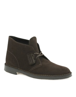 Image 1 ofClarks Originals Desert Boots