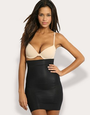 Image 1 ofMaidenform Weightless Power High Waist Half Slip