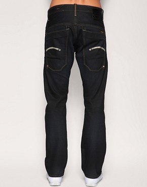 Image 2 ofG Star 3301 Plus Sudden Straight Jeans