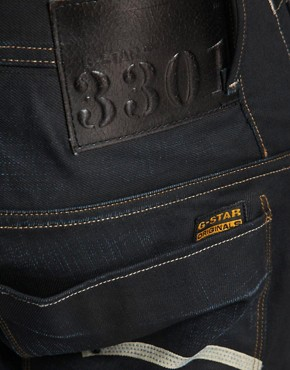 Image 4 ofG Star 3301 Plus Sudden Straight Jeans