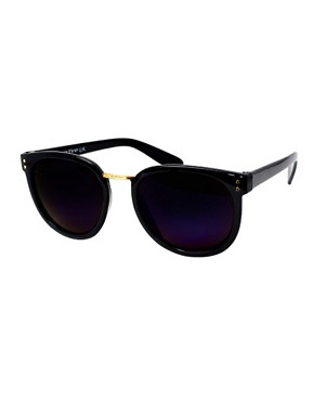 Image 1 ofSpitfire Babet Round Sunglasses