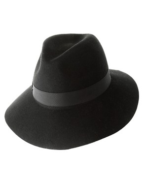 Image 2 ofASOS Wide Brim Fedora