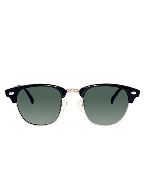 Bild 2 von ASOS  Classic  Retro-Sonnenbrille
