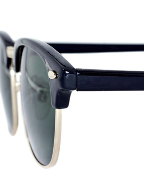 Bild 4 von ASOS  Classic  Retro-Sonnenbrille