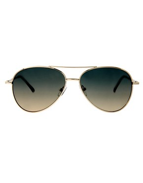 Image 2 ofASOS 2 Tone Lens Aviator Sunglasses