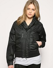 Urban Mobility By Hussein Chalayan Triple Zip Blouson Jacket