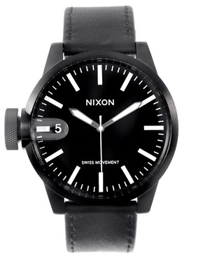 Image 1 ofNixon The Chronicle Watch