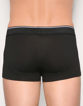Image 2 ofDiesel 2 Pack Trunks Cotton Stretch