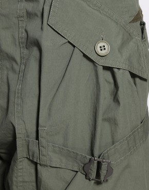 Image 3 ofFull Circle Hareem Cargo Trousers