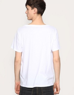 Image 2 ofCheap Monday Scoop Neck T-Shirt