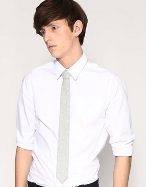 Image 4 ofASOS Jersey Tie