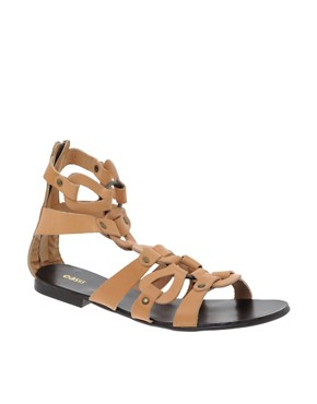 Image 1 ofOasis Interlinked Gladiator Sandals