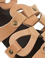 Image 2 ofOasis Interlinked Gladiator Sandals