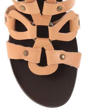 Image 4 ofOasis Interlinked Gladiator Sandals