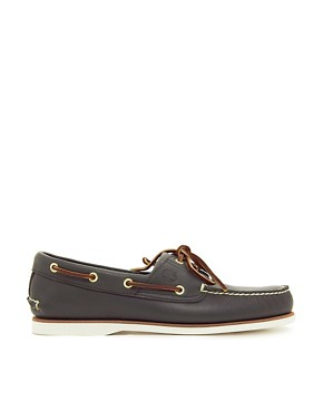 Image 2 ofTimberland Classic Boat Shoes