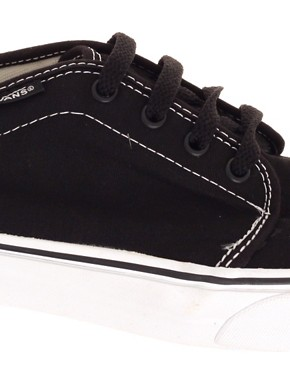 Image 2 ofVans 106 Vulcanized Plimsolls