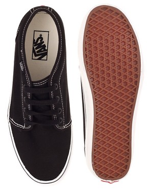 Image 3 ofVans 106 Vulcanized Plimsolls