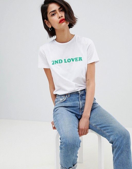 2nd Day 2NDDAY shirt lover t nqvawn7z