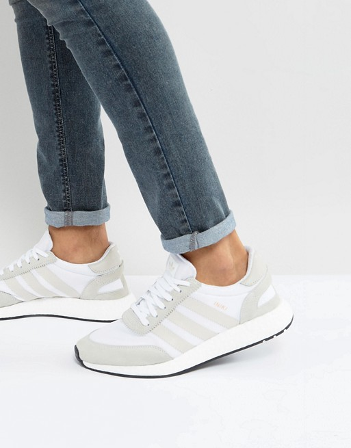 adidas Originals - adidas Originals - I-5923 - Baskets de course - Blanc BY9731
