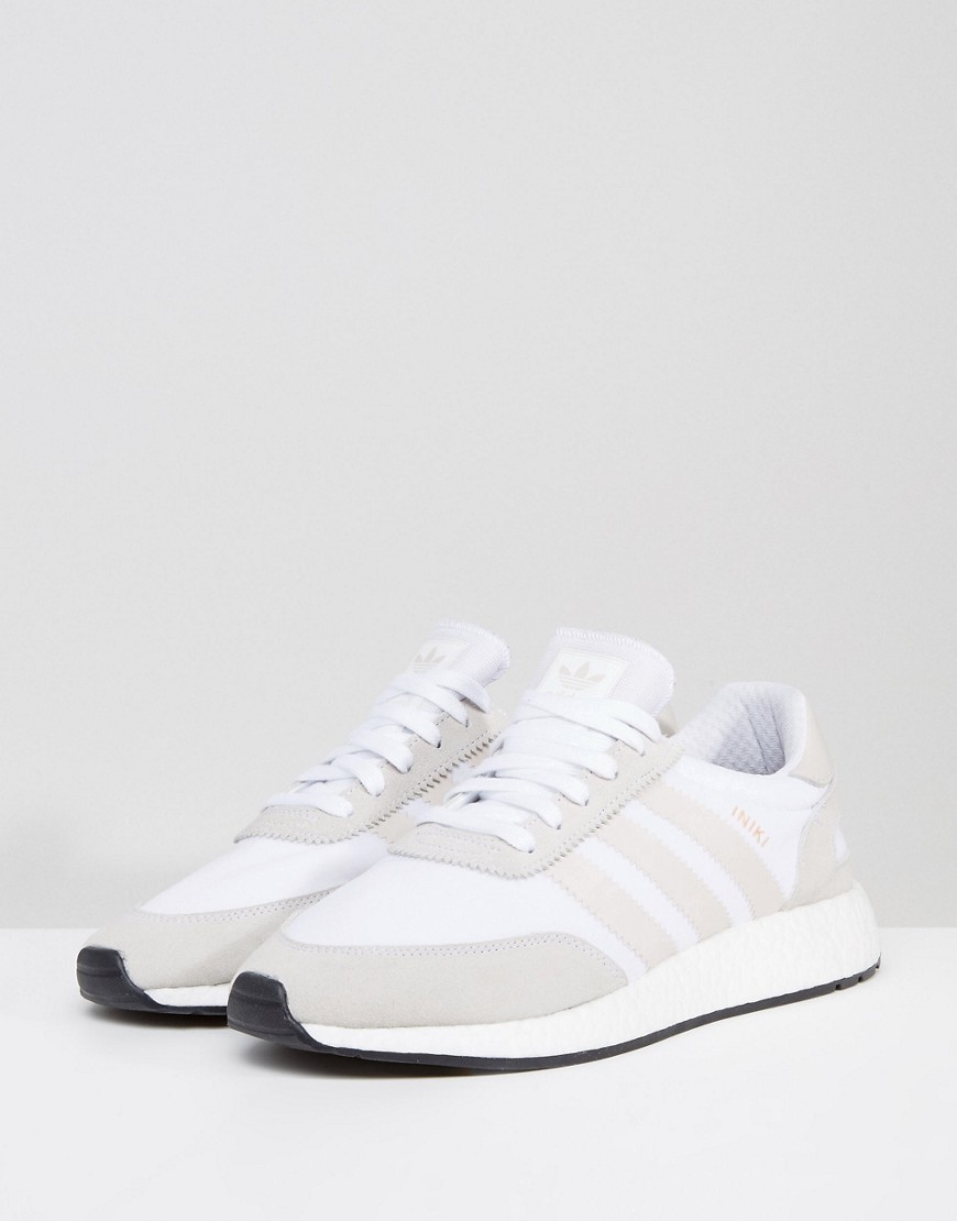 adidas Originals I-5923 Runner Boost Trainers In White BY9731