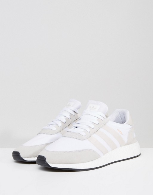 adidas Originals I-5923 Runner Boost Trainers In White BY9731 outlet visit new 2mm2JwnJBj