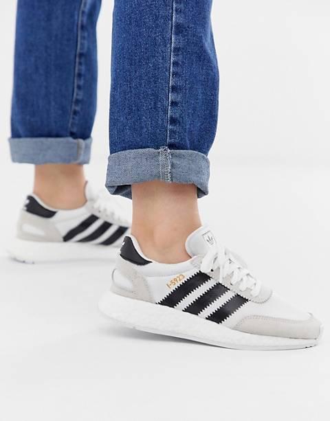 adidas Originals I-5923 Runner Trainers In White