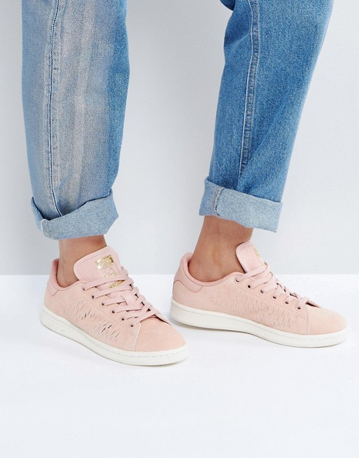 ADIDAS Originals Haze corallo Stan Smith Scarpe da ginnastica