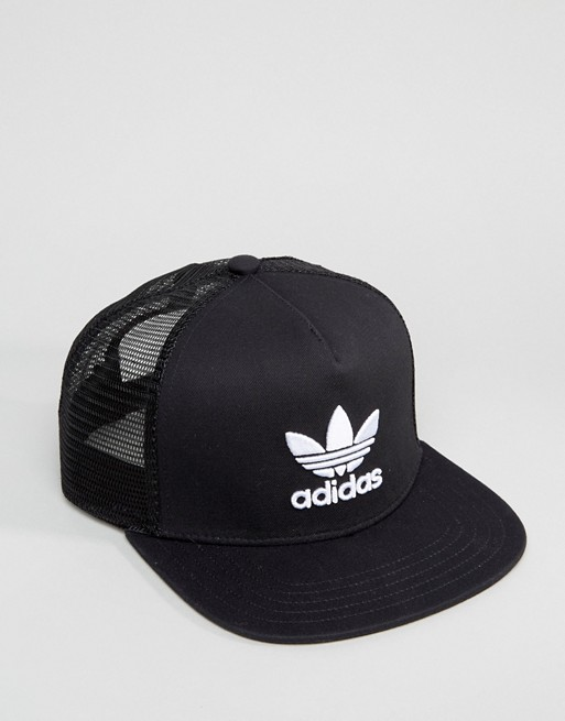 Originals black bk7308 Originals in trucker adidas adidas trefoil dgTfdY