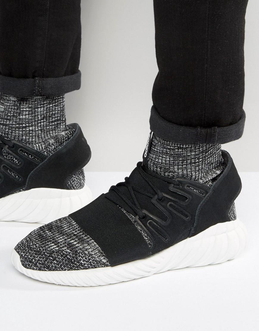 Tubular Doom PK Sneakers In Black BB2392 - Black adidas Originals