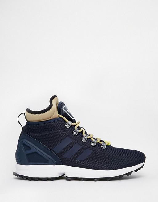adidas originals - zx flux - s82932 - baskets d'hiver