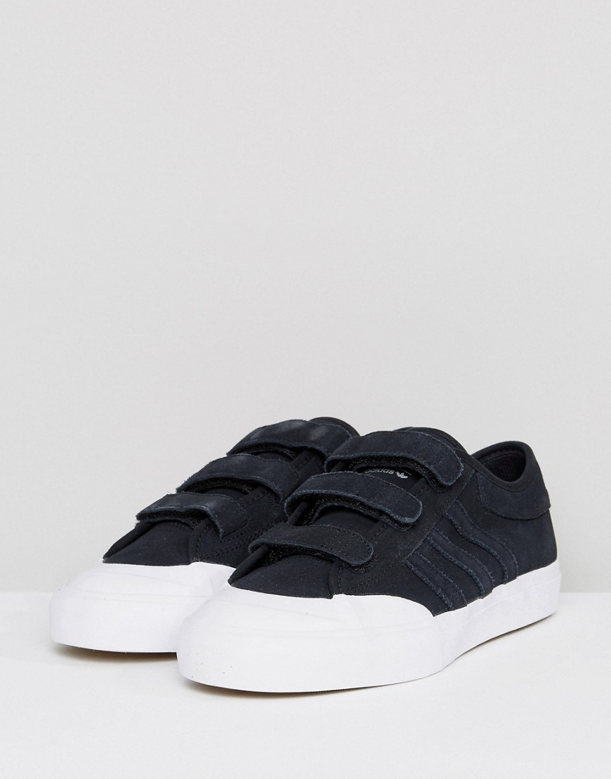 adidas Adidas Skate Boarding Matchcourt Cf Sneakers With Straps