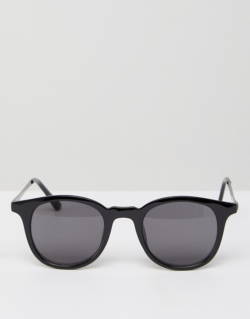 round AJ Morgan sunglasses in Morgan black AJ Epw5nqtcg7
