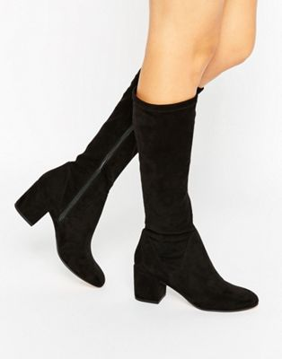 Image 1 of ASOS CAMERON Knee High Boots