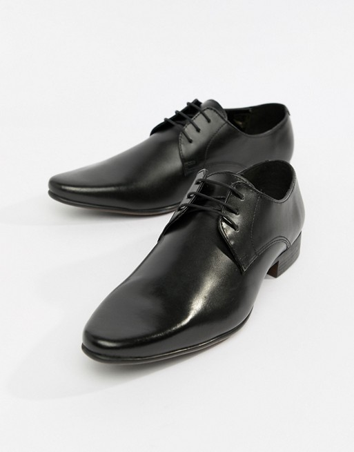 ASOS Derby Shoes in Leather