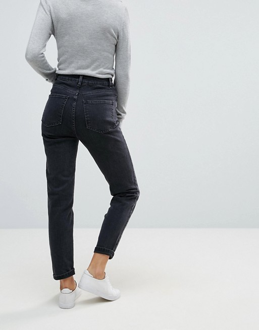 Stretch Slim Jeans In Washed Black - Washed black Asos sPAnpHV