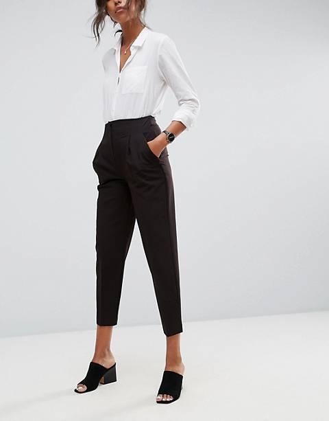 ASOS DESIGN mix & match cigarette trousers
