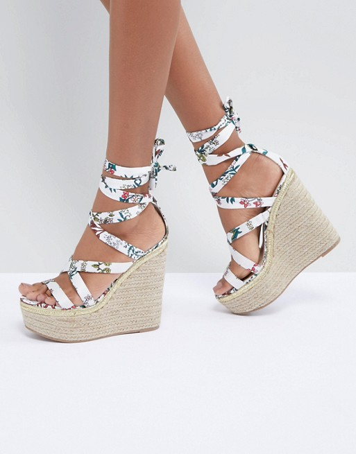Tie ASOS Trophy DESIGN Wedges Leg High 4xUS6x