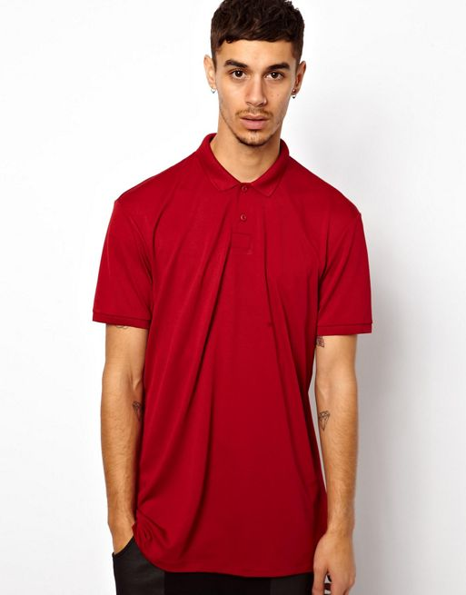 Image 1 of ASOS Polo Shirt