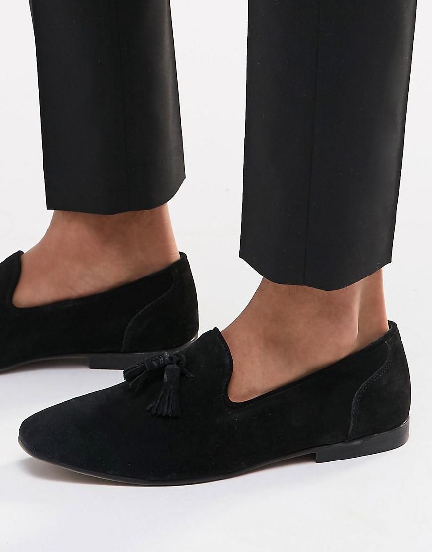 ASOS Tassel Loafers in