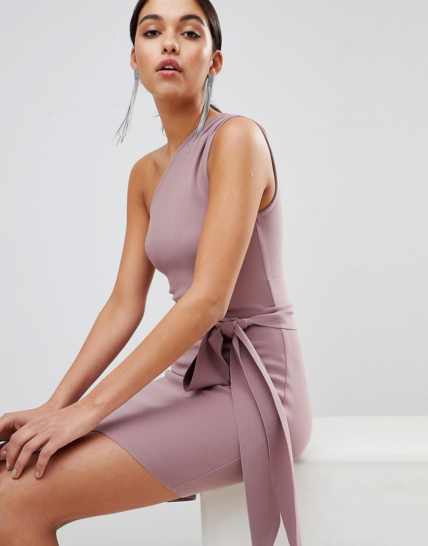 Bec & Bridge Exclusive Tie Asymetric Dress by Bec & Bridge