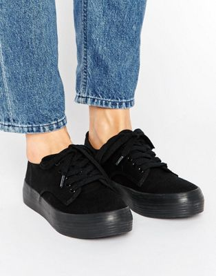 Image 1 of Blink Flatform Plimsole Trainer