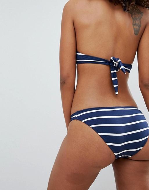 Braguitas de bikini a rayas de Superdry