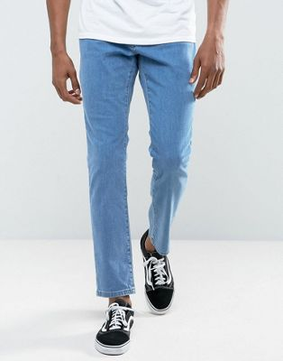Image 1 of Brooklyn Supply Co Skinny Jeans Authentic Mid Wash