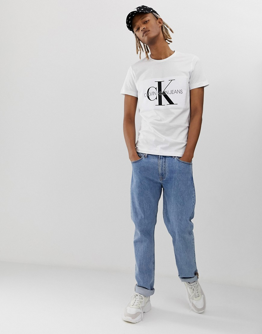 Calvin Klein Jeans New Classic Re Issue 90s T Shirt by Calvin Klein Jeans