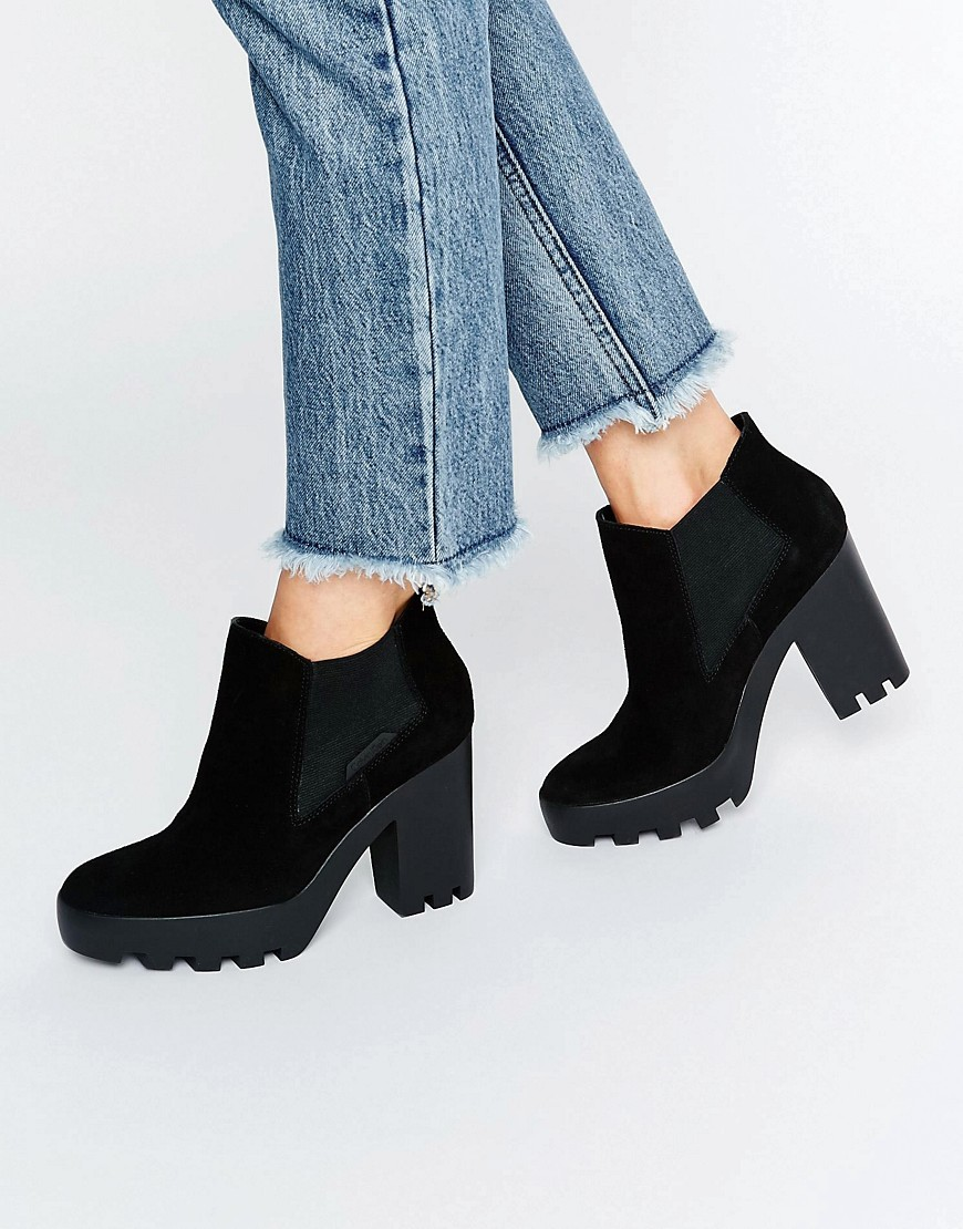Calvin Klein Jeans High heels - black