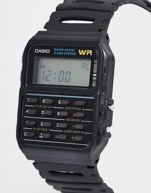 montre casio ca53w