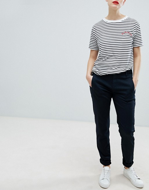 Chinos de corte slim de Selected