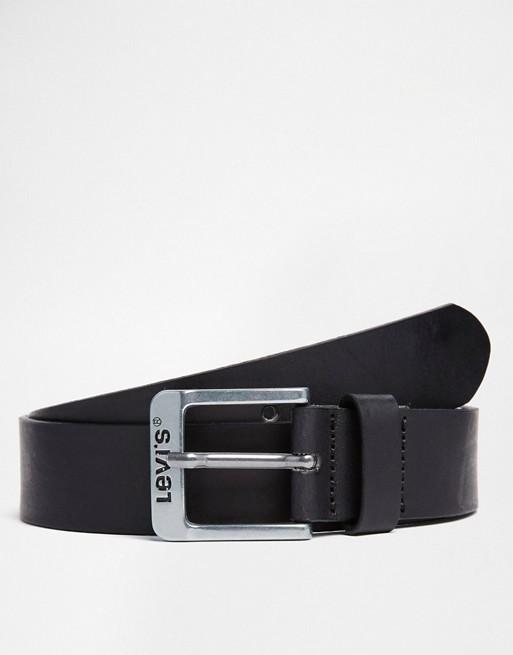Cinturón clásico de cuero de Levi's